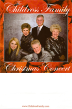 Childress Family Christmas Concert